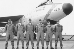 LtCol Drost RB-47H Crew 1966