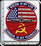 Recon Is My Business Danger Is My Business patch