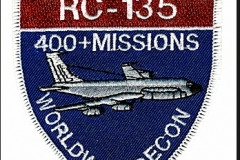 400+ Missions RC-135